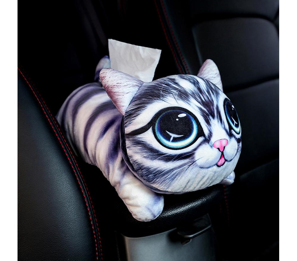 Animal Car Tissue Dispenser