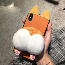 Corgi Butt Phone Case for iPhone