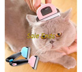 Pet Shedding Comb Pet Grooming Supplies Flash Sale