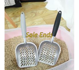 Large Aluminum Alloy Cat Litter Shovel Flash Sale