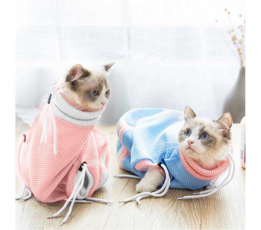 Multifunctional Anti-scratch Bag Fixed Bag Cat Bathing Tool