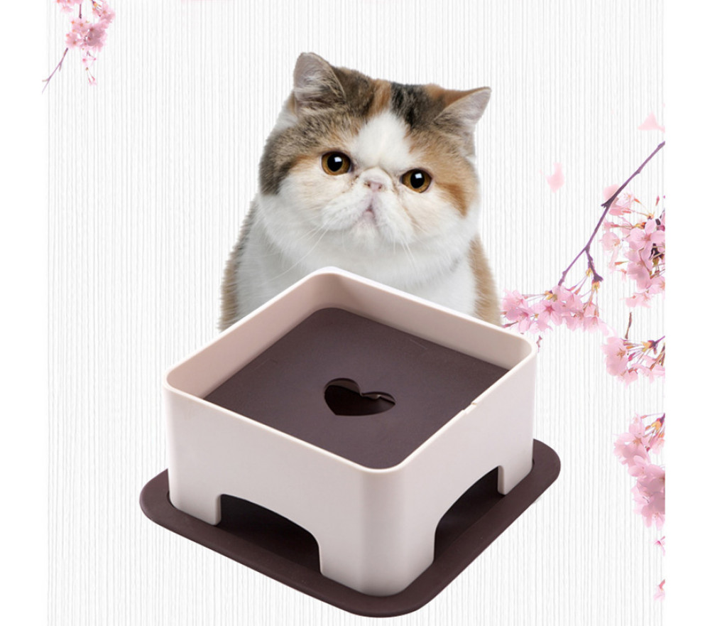 Pet Adjustable Table Non-slip Dining Table Lifting Table