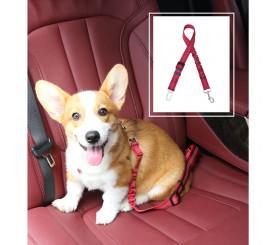 Adjustable Pet Reflective Car Seat Belt
