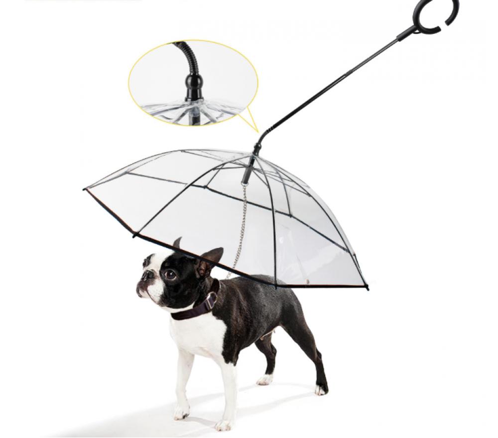 Multifunctional Pet Umbrella Pet Leash