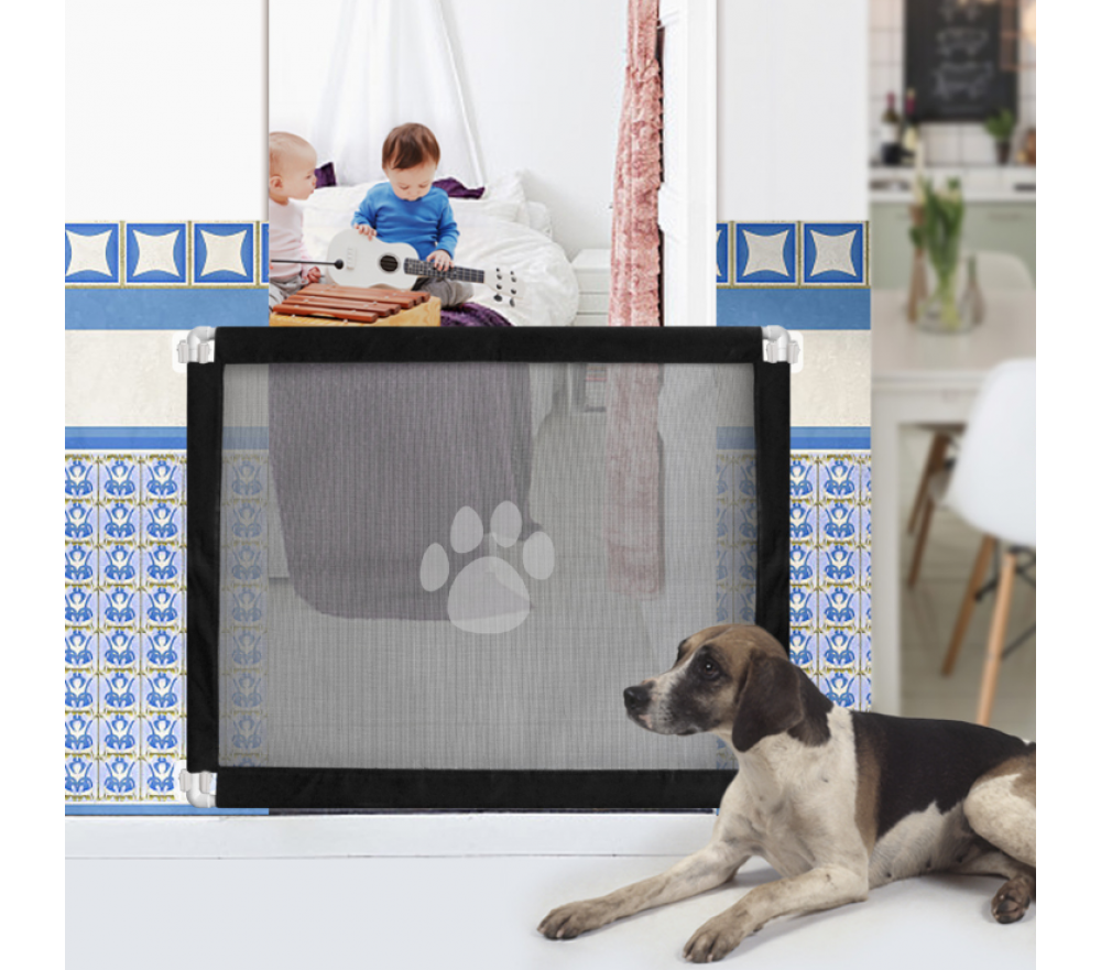 Portable Assembled Pet Safety Gate