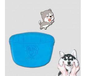 Natural Rubber Dog Training Snack Bag