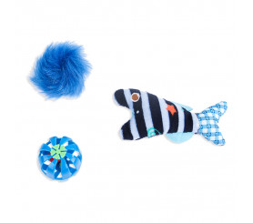 Cat Feather Toy 3-in-1