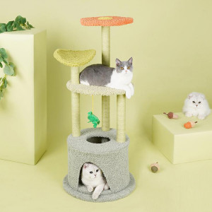 Flower Cat House