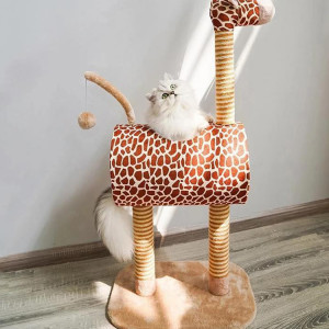 Giraffe Cat Tree