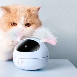 Infrared Laser Funny Cat Electric Cat Toy