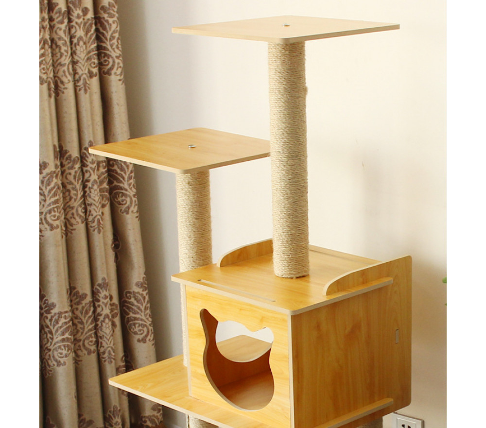 Multi-layer Cat Climbing Frame Cat House