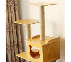 Multi-layer Cat Climbing Frame Cat House