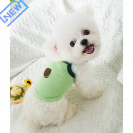 Avocado Breathable Vest for Cats and Small Dogs