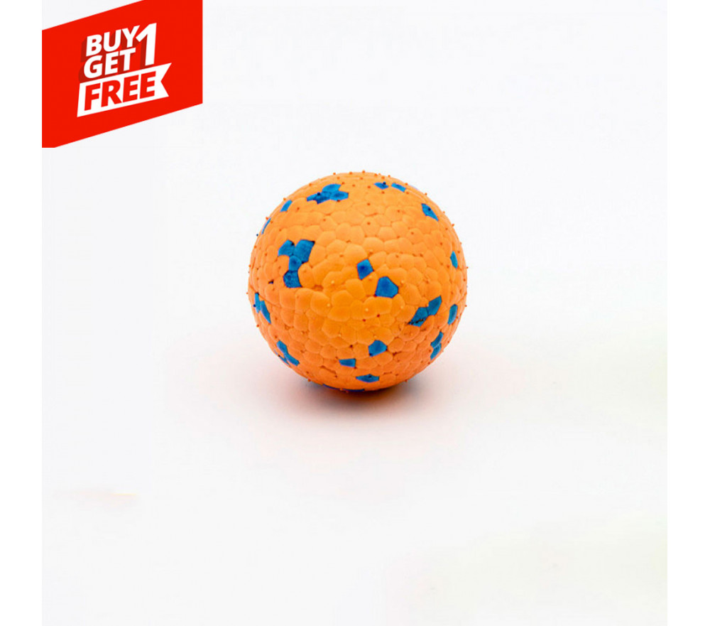 Indestructible Bouncy Dog Ball Dog Chew Toy