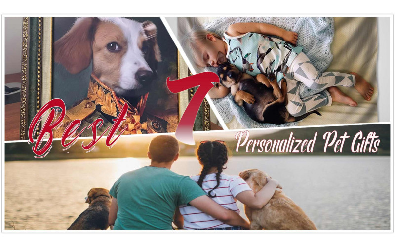 Best Personalized Gifts For Pets And Pet Owners