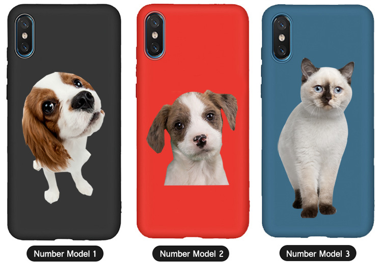 Custom Made Phone Case Available Models Display