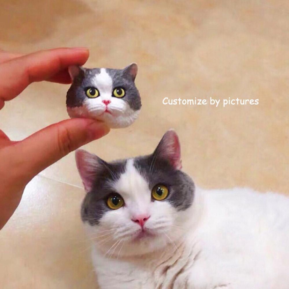 Pet Portraits Car Air Freshener