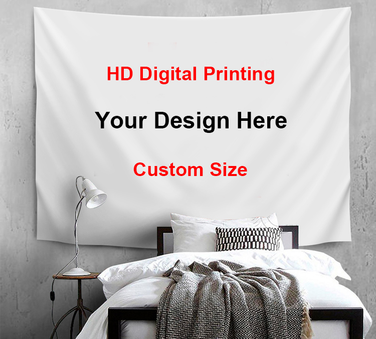 Custom Tapestry HD Digital Printing