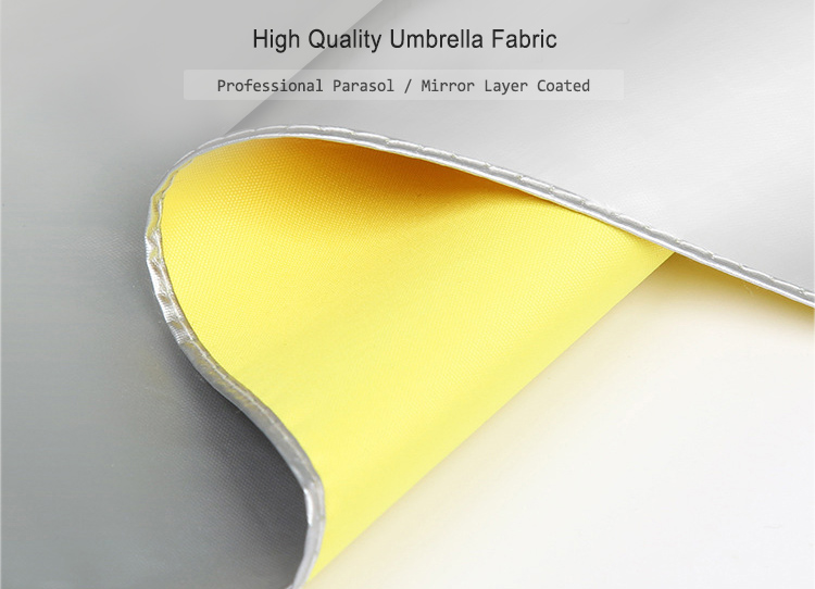 High Quilty Umbrella Fabric