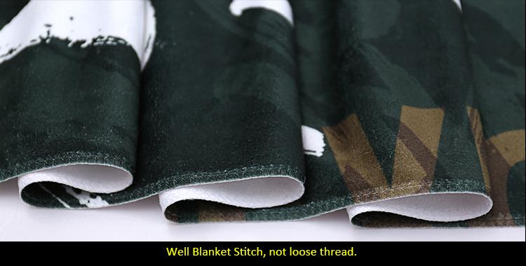 Fine stitch