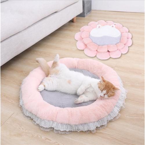 princess cat bed,cute cat beds, pink dog bed, Pink Cat bed,princess dog bed