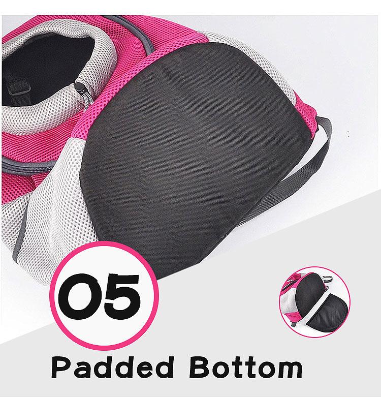 padded bottom