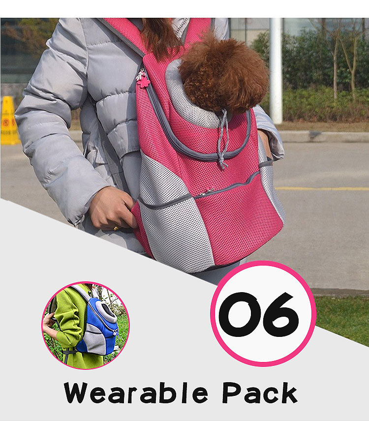 wearable pack
