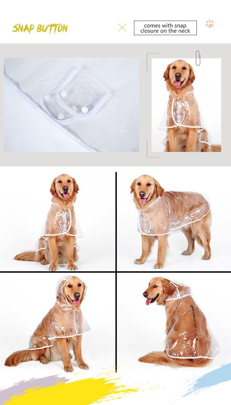 big dog raincoat, dog raincoat with hood uk, cute dog raincoats, dog raincoat for labrador