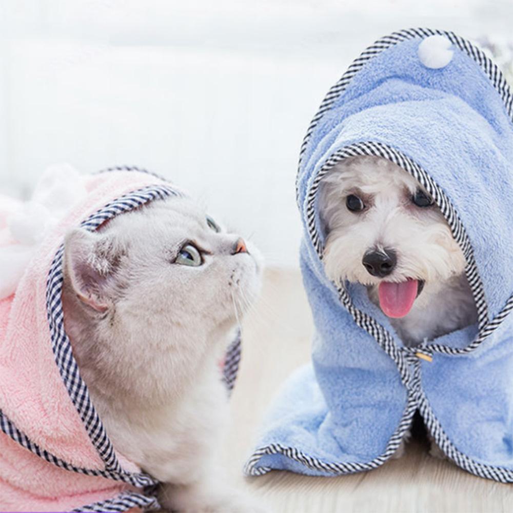 dog bathrobe towel,dog bathrobe,dog robe towel,dog drying coat,cat robe, cat bathrobe, dog drying towels, cat bath towel