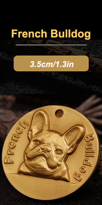 Engraved Dog Tags
