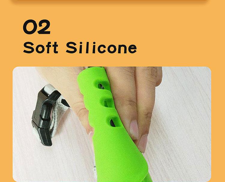 soft silicone