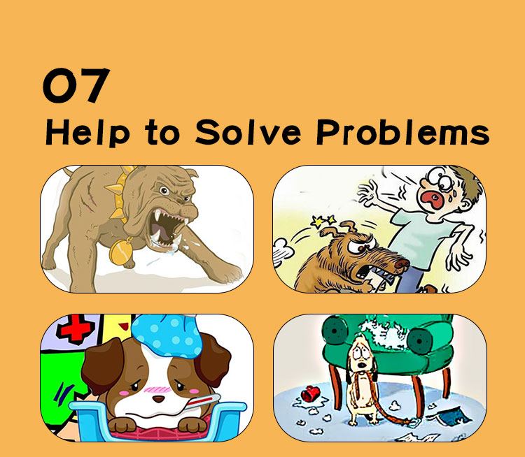 helps to solve problems