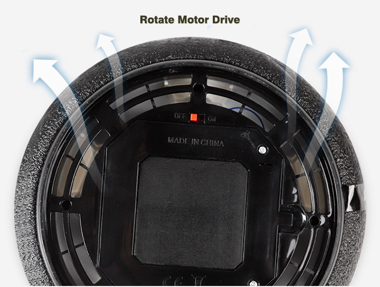 automatic moving motor drive