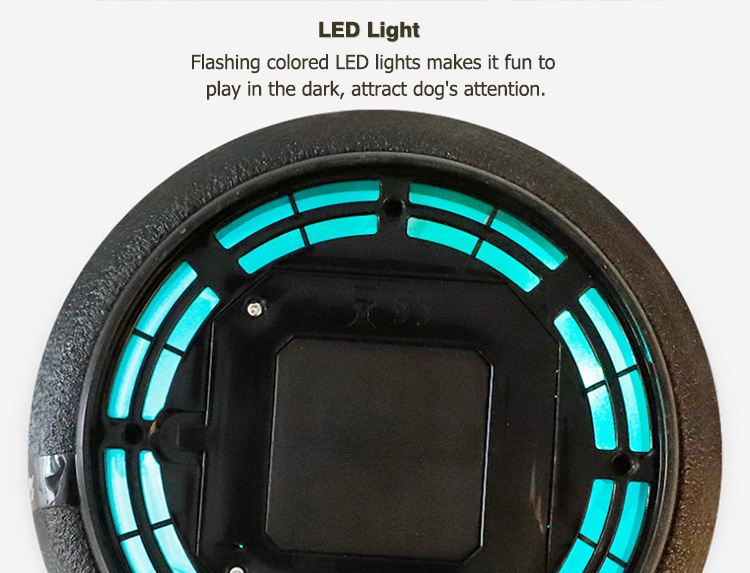 colorful LED light