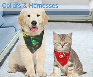 Pets Collars and Harnesses