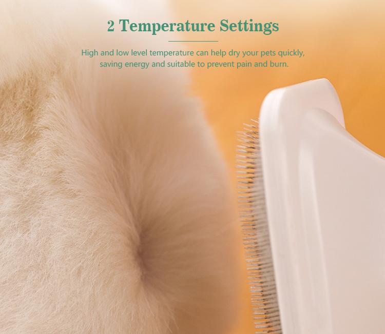 2 Temperature Settings
