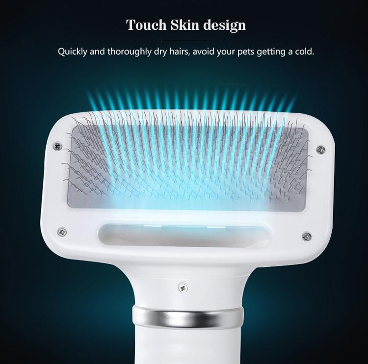 Touch skin design