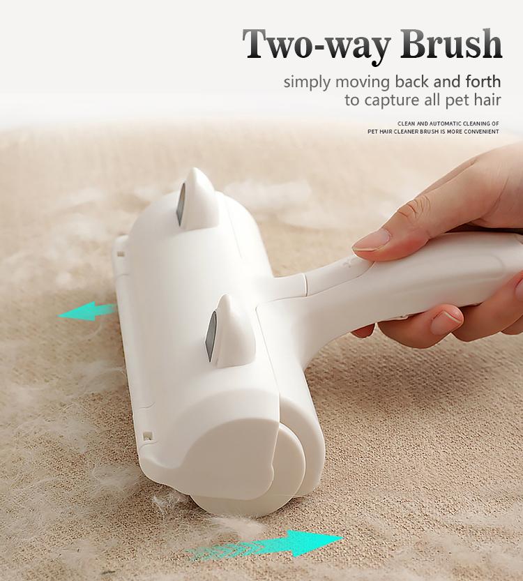 Two-way Brush