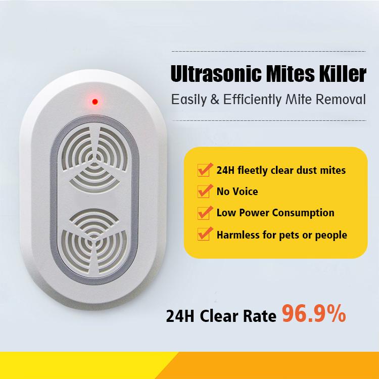 Ultrasonic Dust Mites Killer