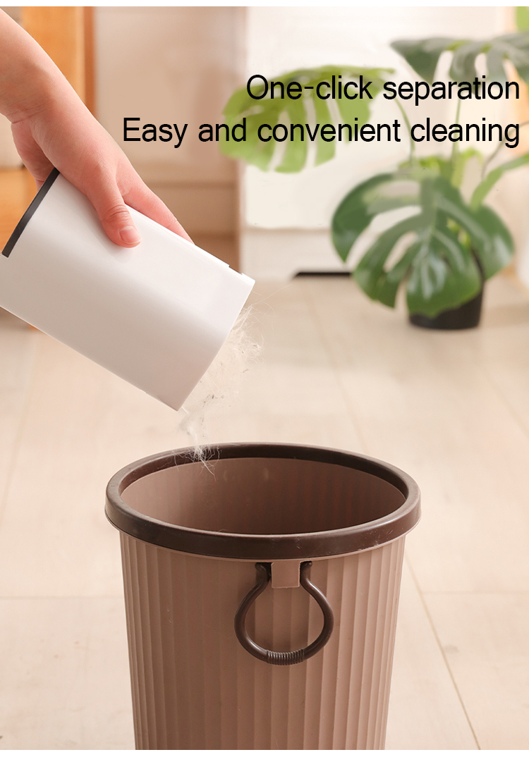 one-click separation easy and convenient cleaning