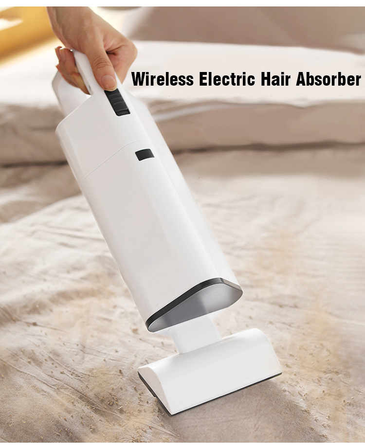 wireless electric hair absorber