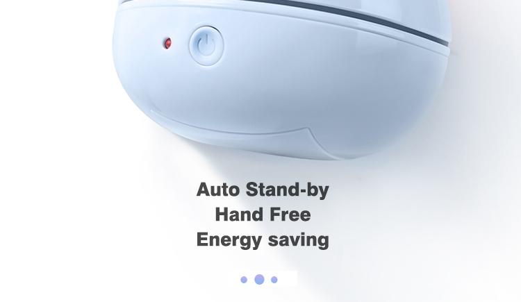 Auto-standby, handfree, saving energy