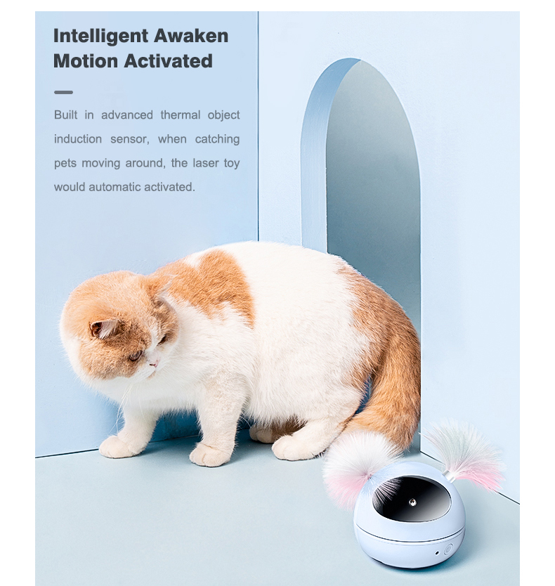 Intelligent awaken, motion activtated