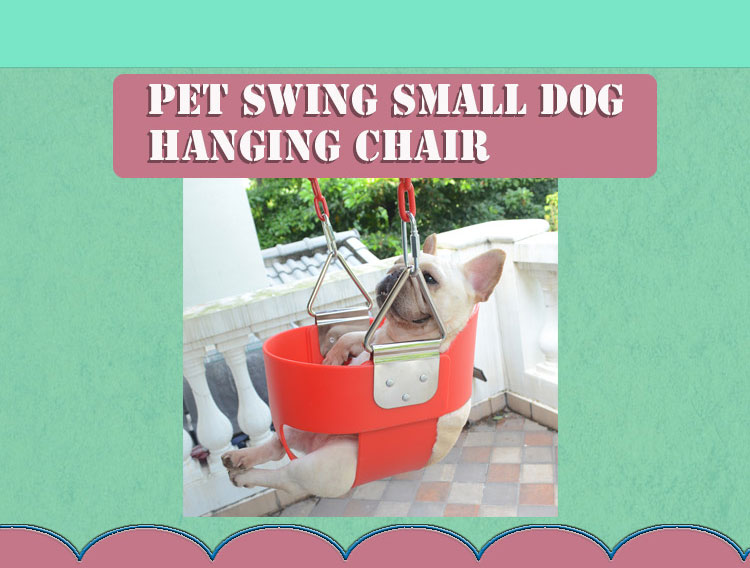 Pet swing: A best toy for dog swing and playing